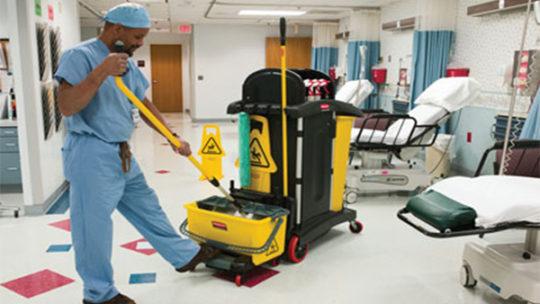 Prévenir les risques de contamination d'un cabinet médical