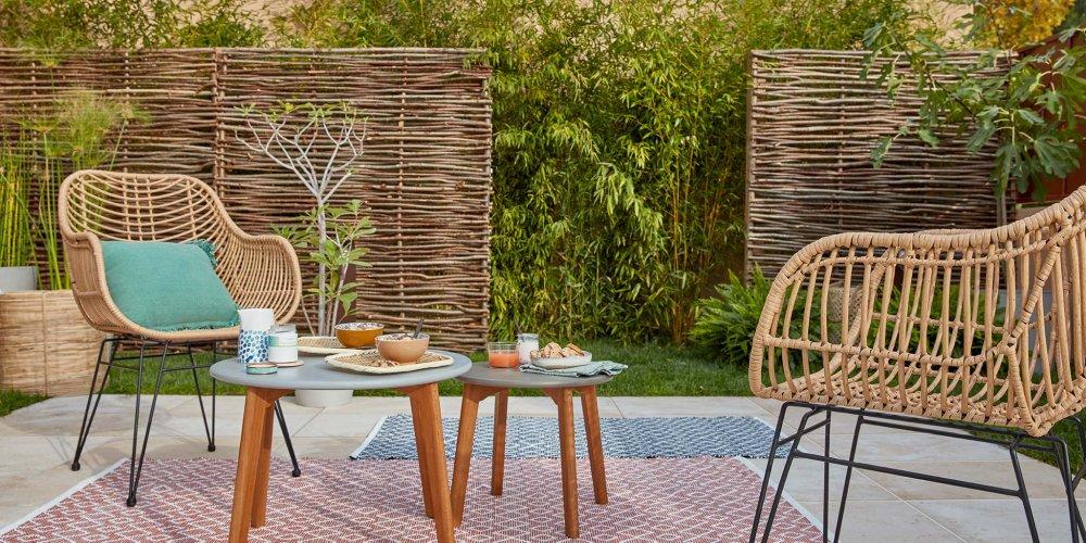 Décoration jardin : quelques idées simples, pratiques et originales