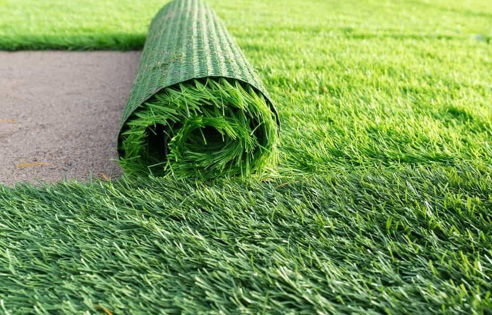 5 avantages d'utiliser une pelouse artificielle