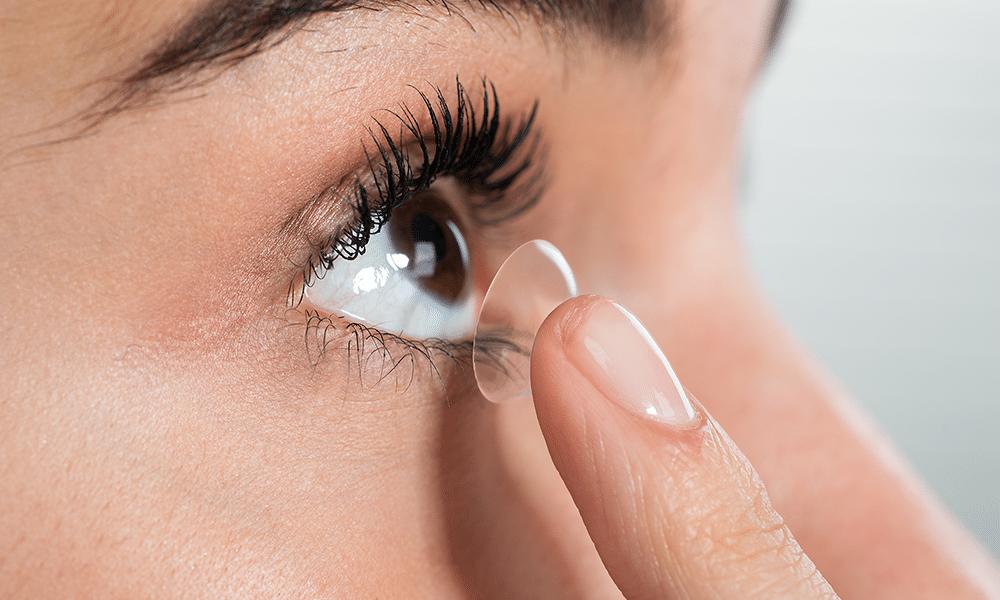 Les conditions pour porter des lentilles de contact